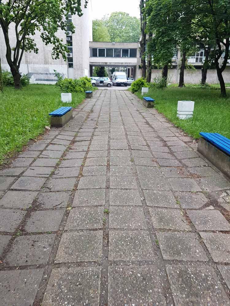 Studentski Grad Asfaltiranje